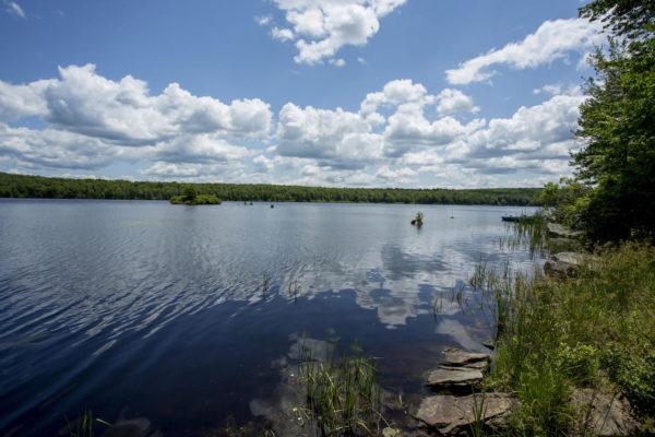 Lake Joseph vacant lot