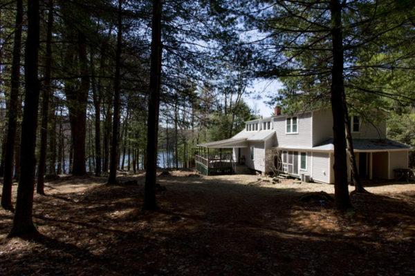 Vintage Lake House